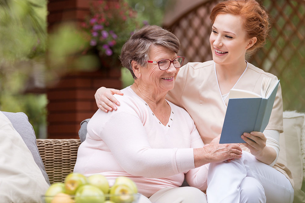 Senior care in Boca Raton during Holidays