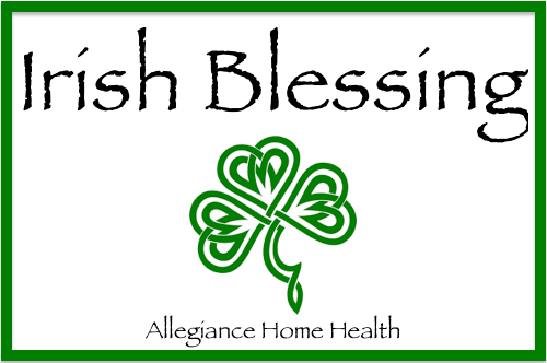 Happy St. Patrick's Day from Allegiance Home Health