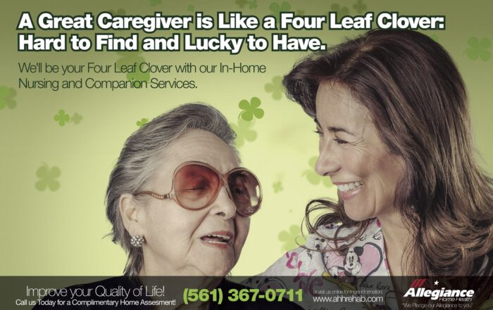 Home Care Services Palm Beach County Florida