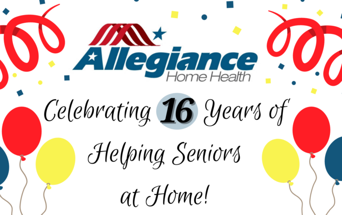Helping Seniors At Home