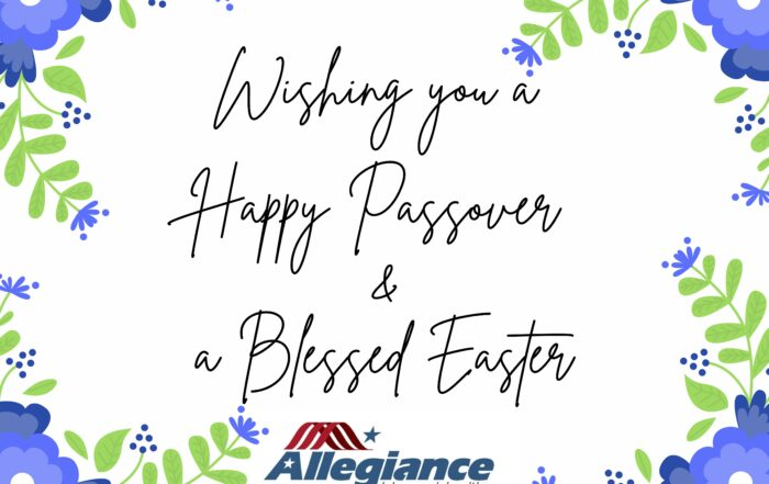 Happy Passover and Blessed Easter