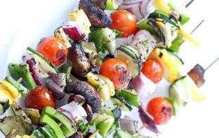 Grilled-Veggie-Kabobs